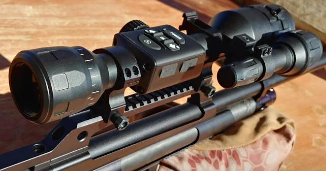 ATN X-Sight 4K Pro Smart Ultra Rifle Scope