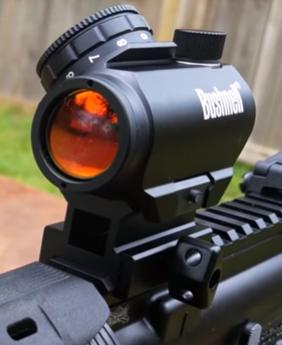 Best MCG Reflex Red Dot Sight